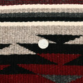High Quality Natural Wool Navajo Rug 32924
