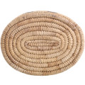 Natural Yucca Southwest Native American Basket 32947