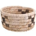 Papago Indian Coyote Tracks Basket 32949