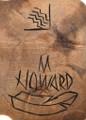 Hopi Artist Milton Howard Kachina Doll 32988