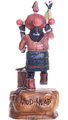 Museum Quality Hopi Kachina Doll 33011