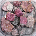 Purple Turquoise Nuggets 32731