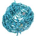 Freeform Turquoise Beads 31950