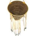 Figural Deer Apache Basket  33096