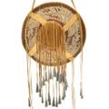 Hand Woven Apache Burden Basket 33097