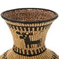 Apache Hand Woven Olla Basket 33108