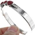 Vintage Navajo Coral Bracelet 33119