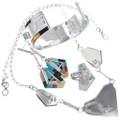 Zuni Artist Olivia Panteah Jewelry Set 33179