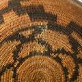 Hand Woven Basket Bowl Natural Materials  33236
