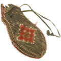 Early 20th Century Plains Indian Leather Bag 33254