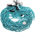 Natural Kingman Turquoise Beads 32782