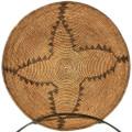 Old Apache Indian Basket Bowl 30380