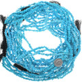 Turquoise Nugget Beads Untreated 31986