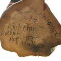 Hand Carved Cottonwood Kachina Artist Signed 33375