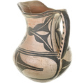 Authentic Acoma Pueblo Antique Pottery 33501