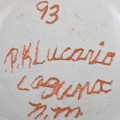 High Quality Native Pottery Artist Signed 33504