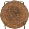 Antique Navajo Basket Tray 33533