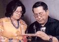 Zuni Jewelers Dennis and Nancy Edaakie 33539