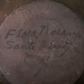 Hand Made Pottery Artist Flora Naranjo Signed 33562