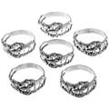 Sterling Silver Western Jewelry 33584