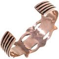 Hammered Copper Bracelet 33603