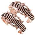 Copper Bracelet Ladies Cuff 33603