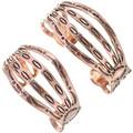 Copper Cuff Bracelet 33606