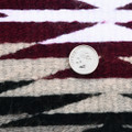 Handwoven Navajo Wool Rug 33649