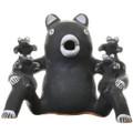 Vintage Cochiti Bear Storyteller Pottery 33673