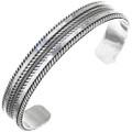Native American Silver Bracelet 33676