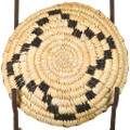Authentic Papago Hand Woven Basket 33697