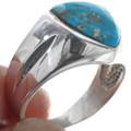 Kingman Turquoise Ring 33810