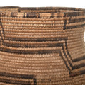 Indian Coiled Jar Olla Basket 33660