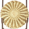 High Quality Two Toned Papago Basket 33868