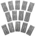 Silver Kokopelli Money Clip 33888