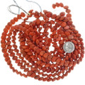 9mm Red Coral Beads Jewelry Making Supplies 33439
