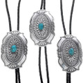 Turquoise Western Bolo Tie 33536