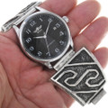 Old Pawn Native American Watch 33993