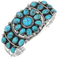 Natural Turquoise Bracelet 34009