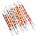 Navajo Hand Made Seed Bead Bracelets 34022