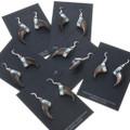 French Hook Dangle Earrings 34071