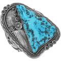Giant Sleeping Beauty Turquoise Bracelet 34126