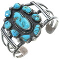 Old Pawn Turquoise Bracelet 34159