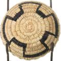 Hand Woven Papago Basket 34233