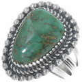 Green Turquoise Ring 34239