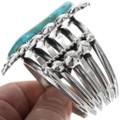 Sterling Silver Turquoise Bracelet 34312