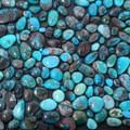 Bisbee Turquoise for Elk Cuff Bracelet 34424