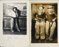 Early 1900's Cowboy Photographs 34435