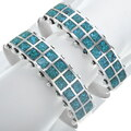 Native American Southwest Turquoise Jewelry 34458