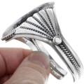 Sterling Silver Navajo Bracelet 34504